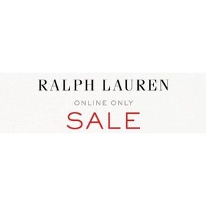 ‼️ NEW MARKDOWNS ON RALPH LAUREN ‼️